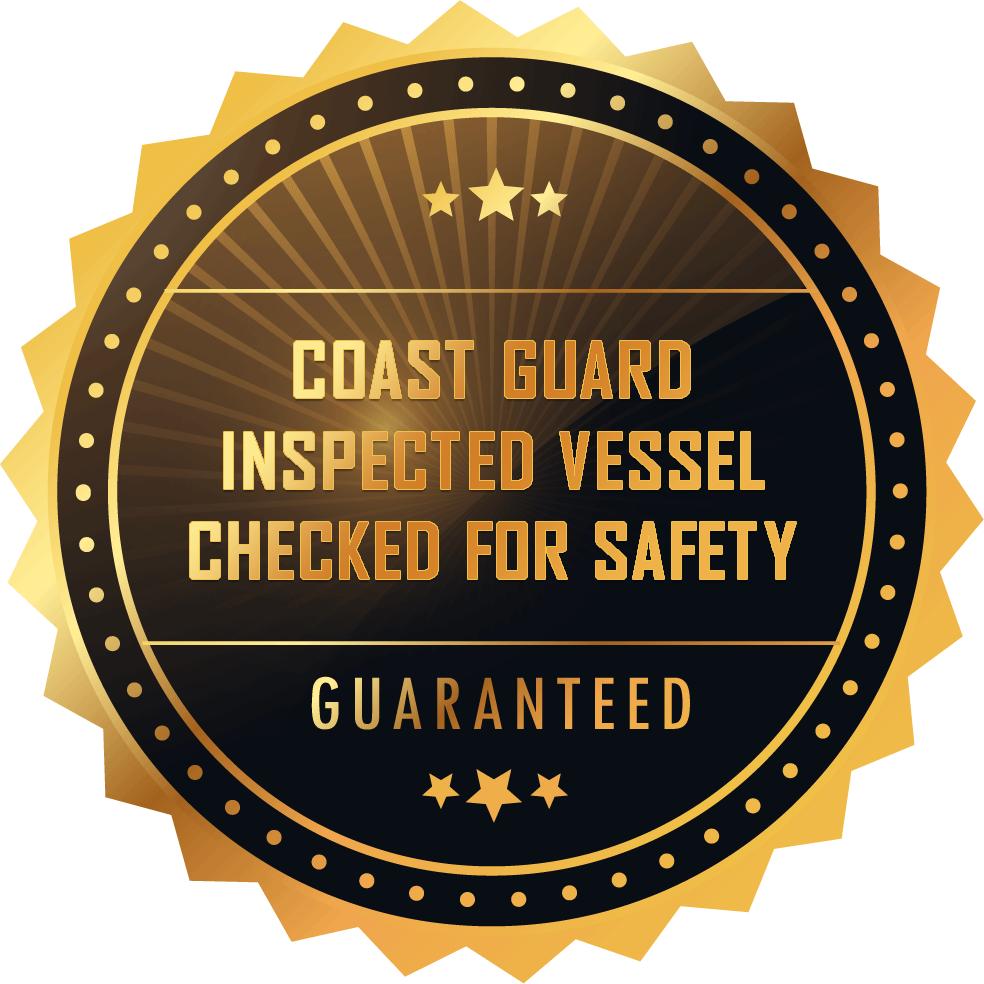 Coast Guard Inspected Vessel